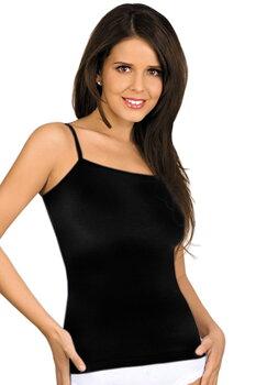 33f96e1d8c0c Babell Nata 100% bavlnené dámske hladké spodné tielko na ramienka
