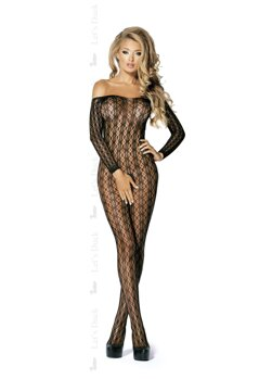 Bodystocking Beg For More LD103 dámske body + CD Sensual Chill ZDARMA!