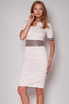 ad77d26741b Figl 204 dámske púzdrové kokteilové šaty SK