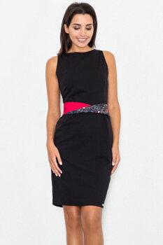 eb48449d283 Figl M534 dámske šaty