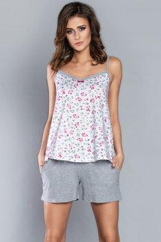 f4761c334fbe Dámske bavlnené letné pyžamo Italian Fashion Pola