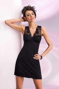 edff1c1c60c7 Elegantná košieľka Donna Kristina čierna