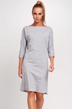 Makadamia M236 štýlové dámske šaty 21633afc558