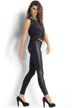 8264e029d9e5 Čierne dlhé legíny Trendy Legs Stephanie