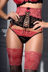 Axami V-4858 Berry Mousse tangá