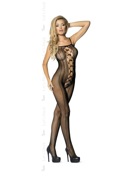 Bodystocking Soul X LD47 erotické body + CD Sensual Chill ZDARMA!