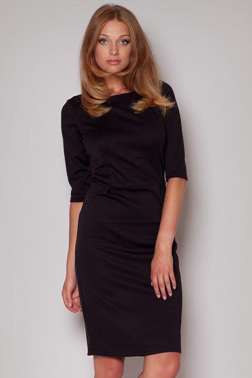 Figl 202 elegantné púzdrové šaty 98afdbe905d