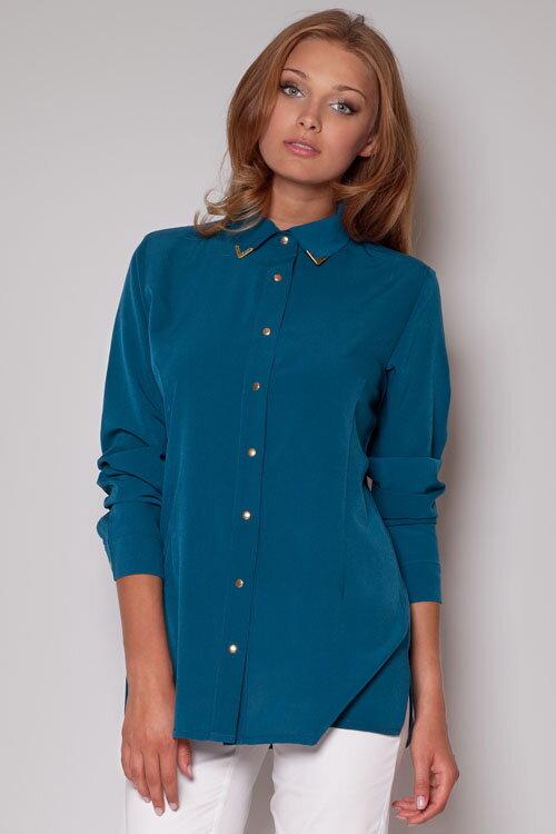 Figl 212 štýlová elegantná dámska košeľa e5b561a1734
