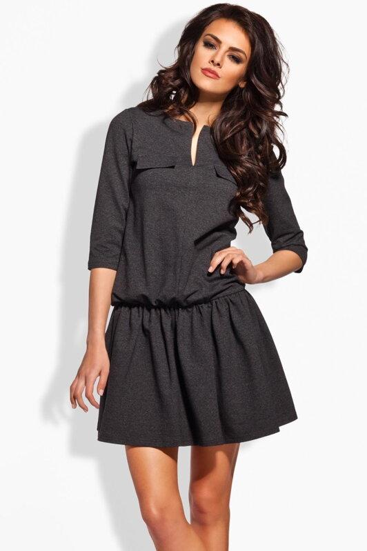 3f173ed024b7 Lemoniade L126 bavlnené dámske šaty