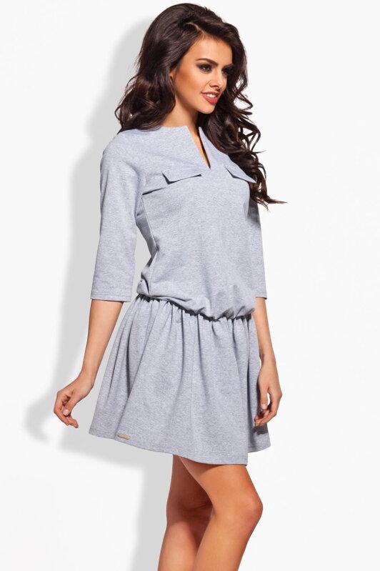 679046bb87 Lemoniade L126 bavlnené dámske šaty