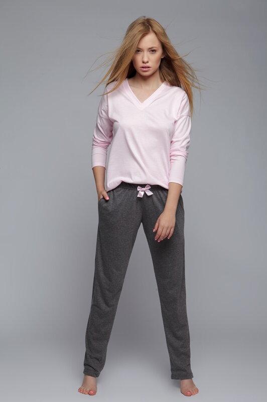 1acd4a767 Dámske pyžamo Sensis Emma ružové