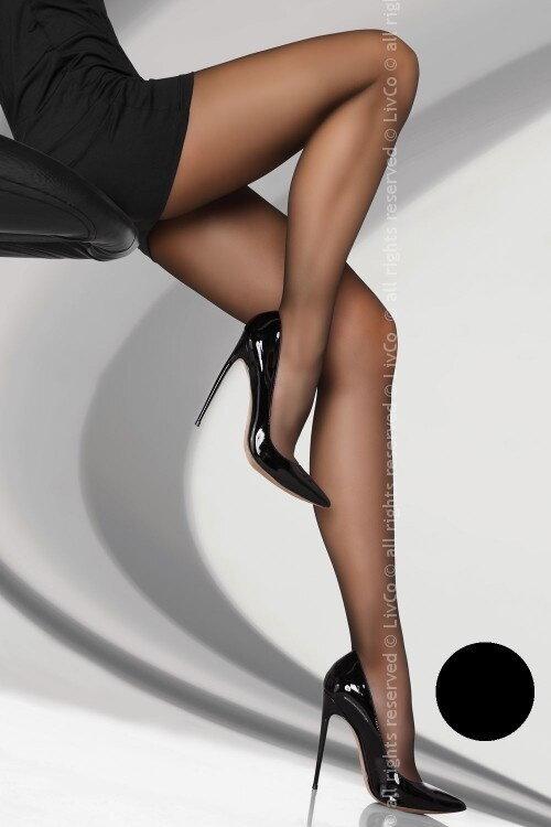 7c6029ef18fb Čierne pančuchy silonky LivCo Corsetti Variniana 20 DEN Black