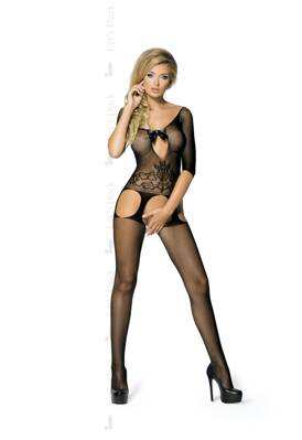Bodystocking Livinlov LD24 erotické body + CD Sensual Chill ZDARMA!