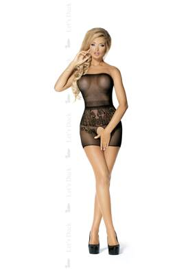 Bodystocking Mellowness DL104 erotické body + CD Sensual Chill ZDARMA!